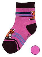 Детские махровые носки (Лиловый)