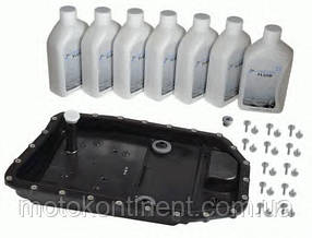 Масло ZF 6 7 (1Л )+ сервисный ком-т ZF 1071.298.033 АКПП 6HP19/6HP21 BMW: 1 E81 06-12, 3 E90 05-11, 5 E60 03-1