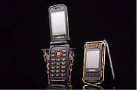 Телефон-раскладушка Land Rover Tkexun G5 на 2 Сим с Экраном и Большой батареей 2800Мач, фото 1