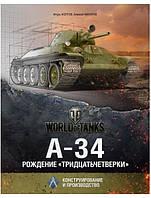"""А-34. Рождение """"тридцатьчетверки"""". Желтов И., Макаров А."""