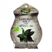 Лавровый лист сухой органический ТМ Любисток 10г