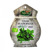 Трава майорана органическая ТМ Любисток 10г