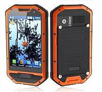 Противоударный смартфон LAND ROVER A1 на 2 Sim
