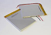 Аккумулятор для планшета 3.7*66*125мм (4000 mAh)