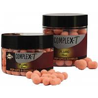 CompleX-T Fluro Pop Ups & Dumbells 15mm бойлы Dynamite Baits
