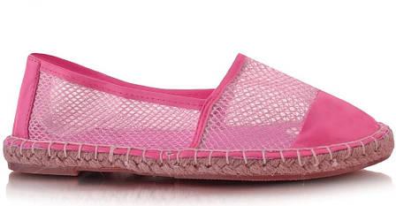 Женские балетки CASH Pink