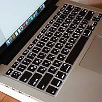 Лазерная гравировка клавиш клавиатуры c подсветкой
