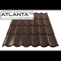 """Металлочерепица """"Атланта"""" 0,40мм (полиэстер)"""