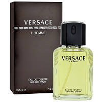 Versace - L'Homme (1984) - Туалетная вода 100 мл (тестер)