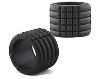 Роллер массажный GRID Mini Foam Roller CS-5716 черный