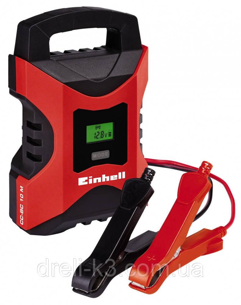 Интеллектуальноерядное зарядное устройство Einhell CC-BC 10 M classic