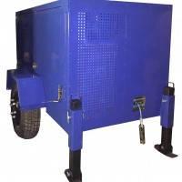 Лебедка тормозная пассивная ТЛГВ -15 кН
