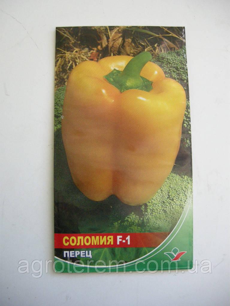 Семена перца Соломия F1 5г