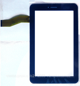 "Тачскрин (сенсор) AINOL Novo 7"" Ax1 BIG Freelander PX1 (p/n: 04-0700-0808 V1), black (черный)"