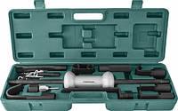 Набор для кузовного ремонта (обратный молоток и 9 насадок), 10 пр. Jonnesway AE310003