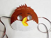Карнавальная маска Соловей