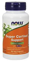 Супер кортизол суппорт с релорой, Now Foods, Super Cortisol Support with Relora, 90 Caps