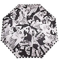 Зонт женский компактный механический ZEST (ЗЕСТ) Z53516-2-2