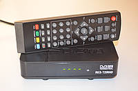 DVB-T2 Тюнер (ресивер) Т2  Roks T2IR AC3 Dolby Digital