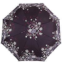 Зонт женский компактный механический ZEST (ЗЕСТ) Z53516-3-8