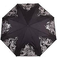 Зонт женский компактный механический ZEST (ЗЕСТ) Z53516-3-10