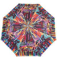 Зонт женский полуавтомат ZEST (ЗЕСТ) Z23626-7