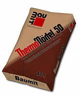 Baumit Termomortel 50 теплый раствор для керамических блоков