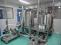 Реакторы  для приготовления растворов НМ PT-I