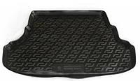 Коврик в багажник Hyundai Accent SD 10-16- / Solaris Lada Locer (Локер)