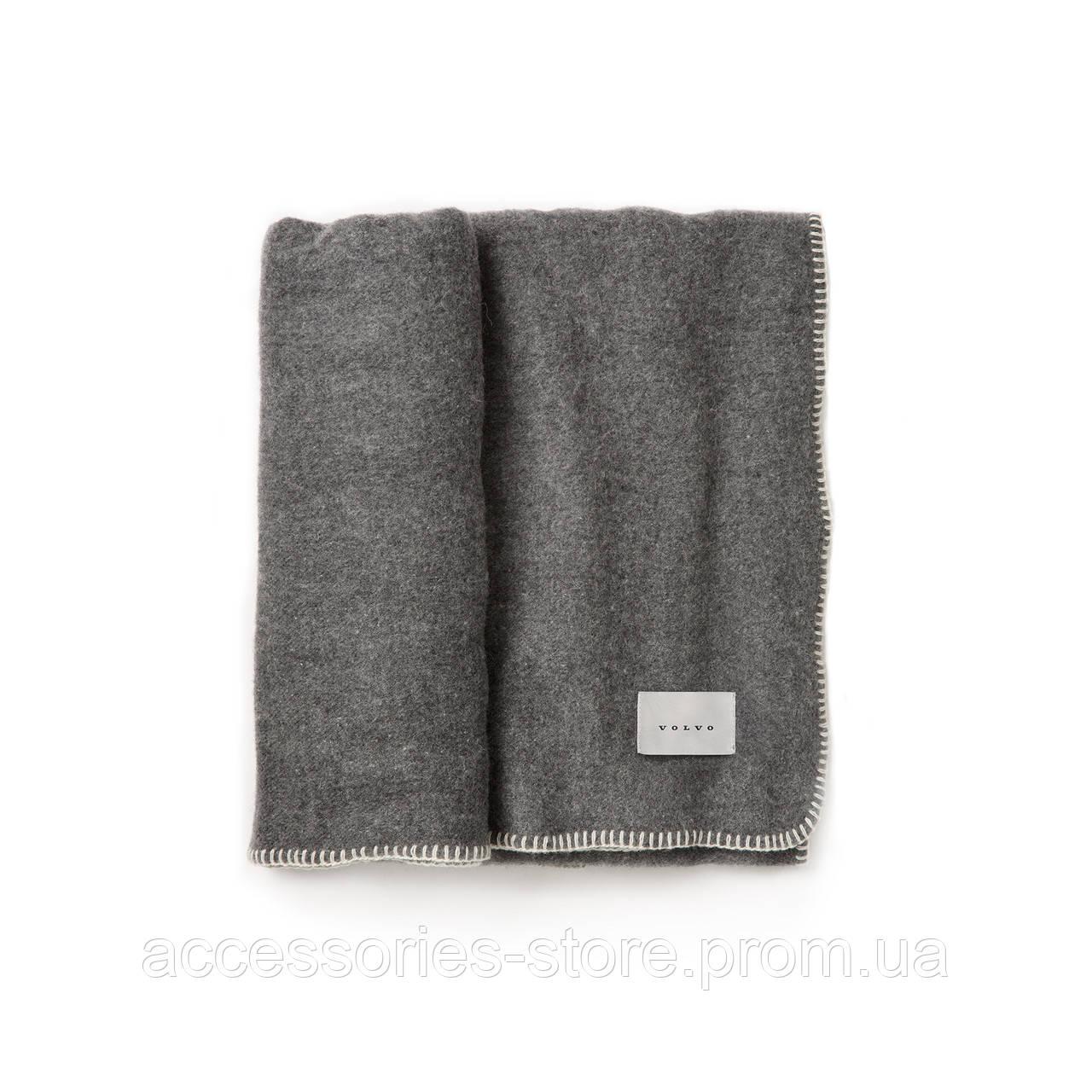 Плед,темно-серый Volvo Car Blanket