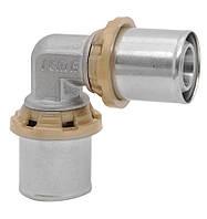 Пресс-фитинг - колено равное ICMA 16х16 (арт. 403)