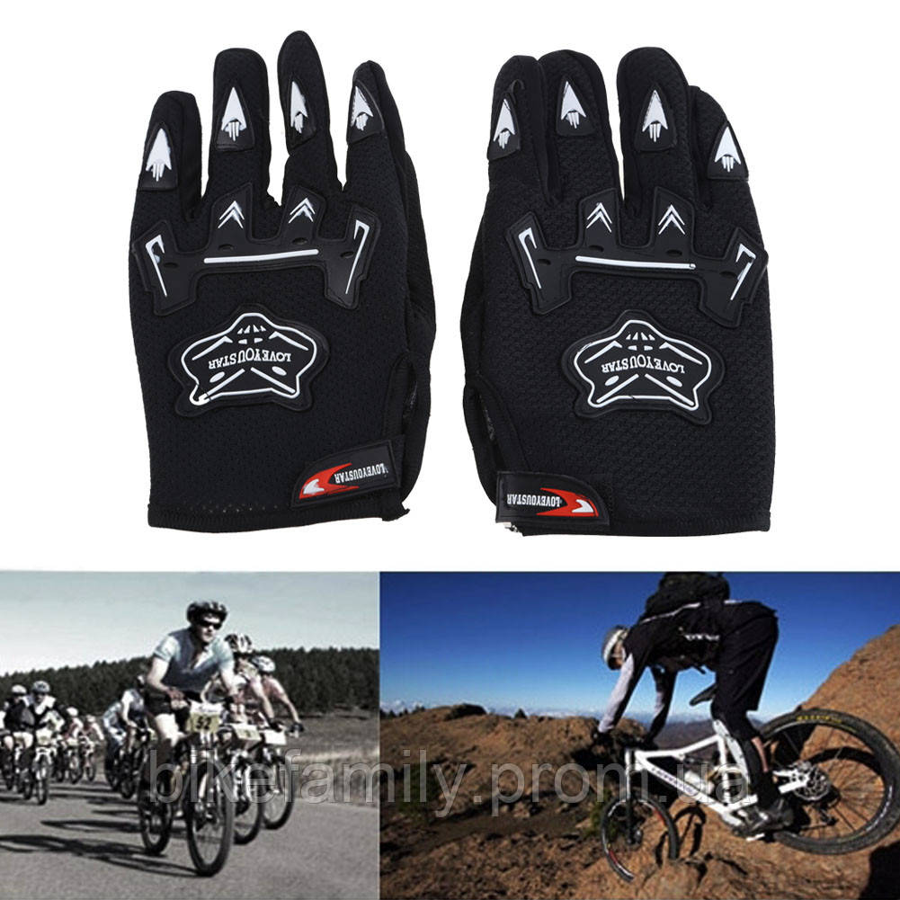 Велоперчатки Перчатки для спорта, фото 1