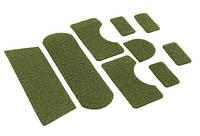 Фігурна порізка текстильної застібки (VELCRO, липучка, стрічка контакт)