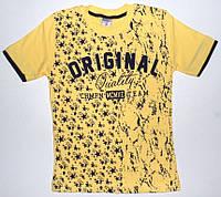 """Подростковые футболки на мальчиков""""Original"""" оптом 8,9,10,11,12 лет 100 % хлопок (Турция)"""