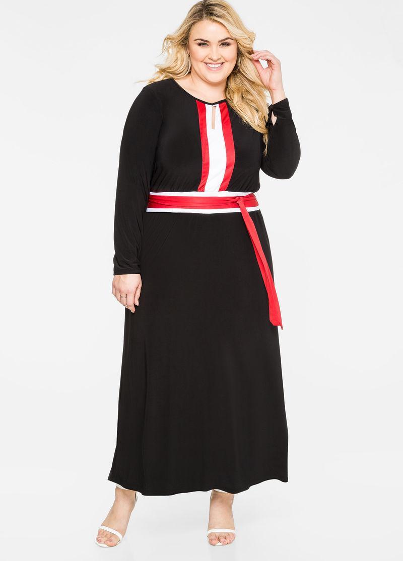 Оригинальное платье большого размера Royal Lusien 10-249, фото 1