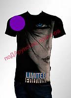 Футболка Limited Edition фиолетовый, фото 1