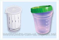 Емкость для сбора мочи, 60 мл (стерил.) GP-005