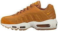 """Женские кроссовки Nike Air Max 95 """"Desert Gold"""" (найк аир макс 95) коричневые"""