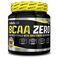 Аминокислоты (Бца) + глютамин и витамины BCAA Flash zero Biotech 360g