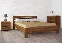 Кровать Милана Люкс ( Тм Олимп) кровать из дерева бук