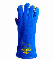 Перчатки для сварочных работ Спилок Крага Doloni 4508
