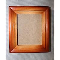 Рамка деревянная формат А-7