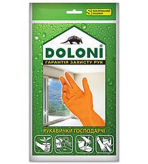 Перчатки хозяйственные Doloni 4544