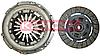 Сцепление Renault Megane,Scenic (диск нажимной+ведомый) (производство KAMOKA)