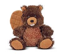 Мягкая игрушка Бобер Чоппер 23 см