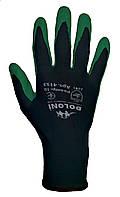 Рабочие перчатки нейлоновые с латексным покрытием Doloni 4160 (4153)