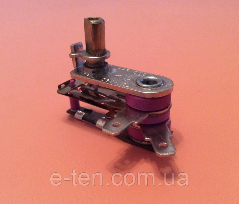 Терморегулятор KST-250 / 10А / 250V / T250 (высота стержня h=15мм)  для электроплит, духовок, обогревателей