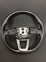 Карбоновый руль Audi Q7
