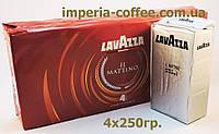 Кофе молотый Lavazza il Mattino (эконом), 4х250гр.