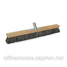 Щітка для підлоги кінський волос 60см,супер міцна